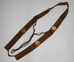 Wagesa - som man kan bära när man har sōkai-grad