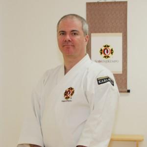 Anders Pettersson, 6 dan daikenshi, shōdōshi.