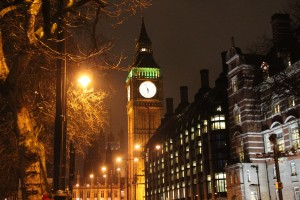 London's Big Ben