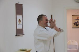 Steve Williams-sensei, shibu-chō of Harrow Shibu in England, visited Karlstad together with a number of members from Harrow