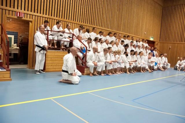 Hōwa (föreläsning) om Kongo zen