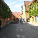 Sightseeing i Augsburg, Fuggerei