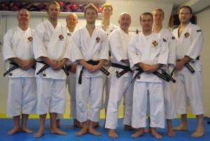 Gruppbild från instruktörsseminariet
