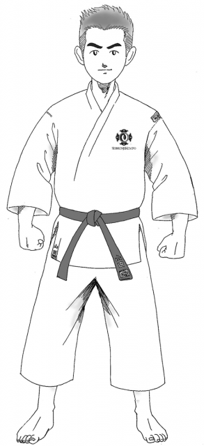 Clothing during Shorinji Kempo Practice