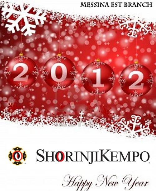 New Year Greeting 2012 - Messina est