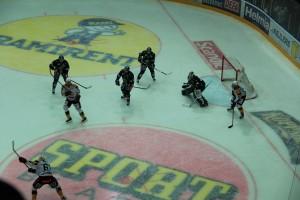Ishockey, Färjestad mot Skellefteå
