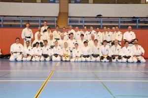 Swedish National Taikai 2012 - group picture
