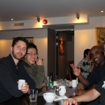 Kenneth, Yanlu, Kristoffer & Fredrik