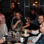 Simon, Emma, Sebastian, Andreas & Mattias