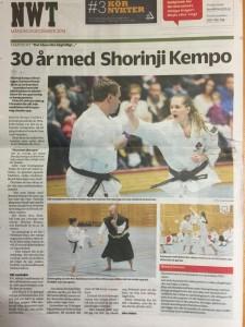 Nya Wermlandstidninge, 2014-12-08.