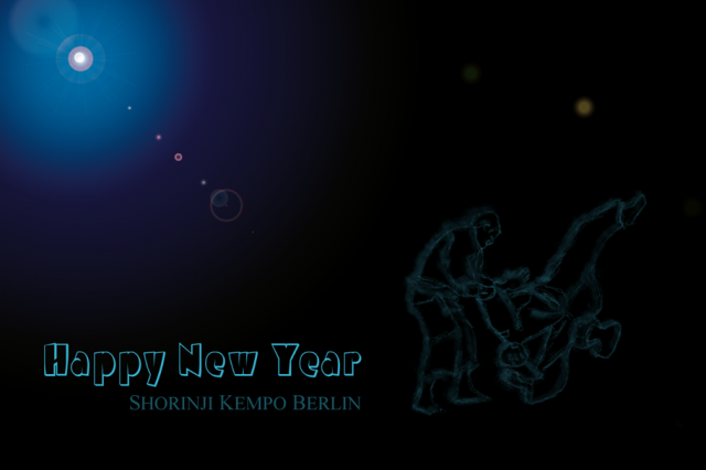 Happy New Year from Berlin to all of you!