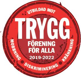 Trygg förening 2019-2022